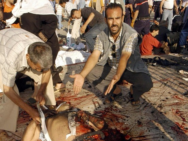 Atentáty v Alžírsku v posledních letech nejsou nic neobvyklého