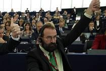 Maďarský europoslanec József Szájer.