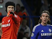 Petr Čech vychytal Chelsea proti Mariboru čisté konto, čelil i penaltě.