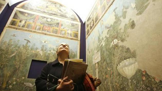 Výjevy ze života starověkých Římanů, mýty a výzdoba vil, které před zhruba dvěma tisíci let pohřbila erupce Vesuvu, jsou ode dneška k vidění na výstavě v italské metropoli. Výjimečná expozice v národním muzeu v Římě představuje přes stovku uměleckých děl,