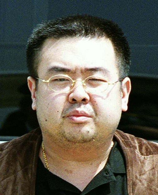 Nevlastní bratr severokorejského vůdce Kim Čong-una Kim Čong-nam.