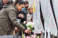 V kanadském Torontu uctili lidé památku obětí pondělního útoku