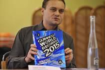 V České republice vychází Guinnessovy světové rekordy od roku 1995. Ilustrační foto.