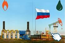 Jaké evropské státy jsou závislé na dodávkách plynu a ropy z Ruska?