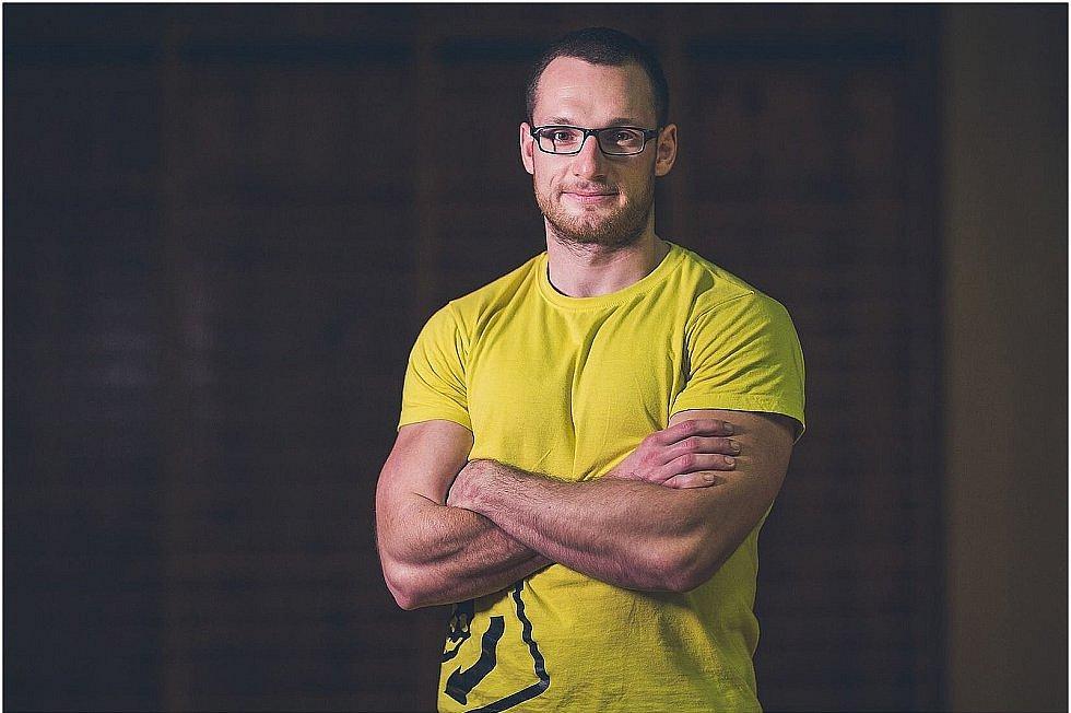 Jakub Jirgle, profesionální kondiční trenér