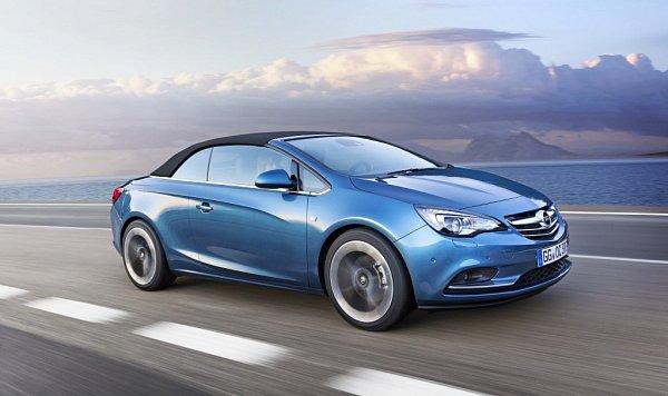 Opel Cascada.