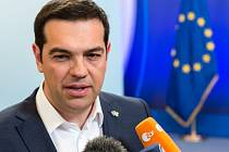 Řecký premiér Alexis Tsipras.
