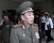 Kim Jong-čchol na archivním snímku z roku 2007