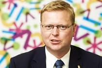 Pavel Bělobrádek (KDU-ČSL).
