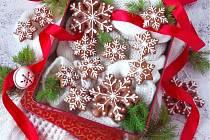 Vánoční perníčky podle Markéty Chovancové