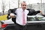 Předseda Evropské lidové strany Manfred Weber