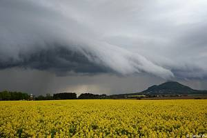 Bouřky potrápí Moravu a Slezsko