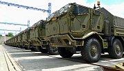 Nové vozy Tatra Force