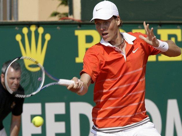 Tomáš Berdych skončil na turnaj série Masters v Monte Carlu již v 1. kole.