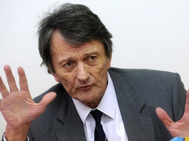 Vladimír Stehlík.
