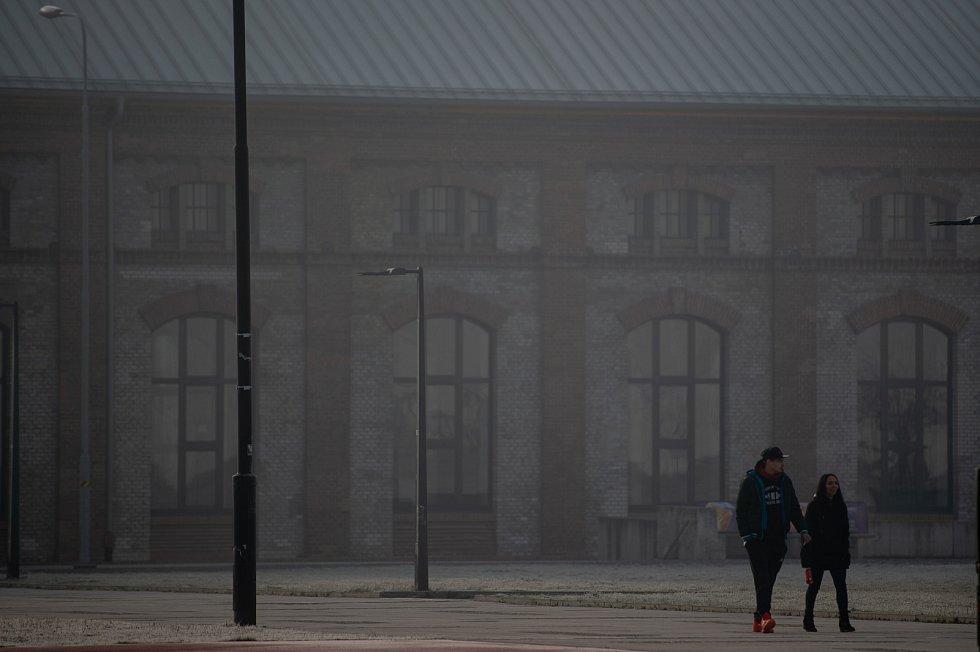 Na Ostravsku bývají často vyhlašovány smogové situace.