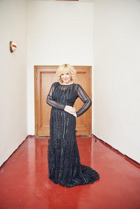 Než se Hana Zagorová vydala na sólovou pěveckou dráhu, hostovala v brněnské Mahenově činohře a působila i v pražském divadle Semafor.