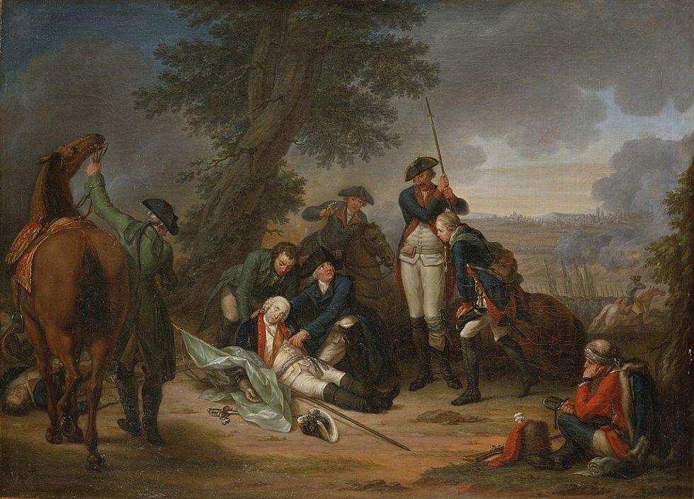 Maršál Schwerin však o pár let později ve válkách mezi Marií Terezií a Fridrichem II. sám zahynul, když padl v bitvě u pražských Štěrbohol