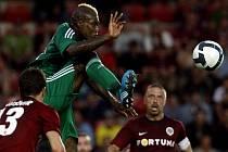 Djibril Cissé se prosadit nedokázal, navíc neproměnil penaltu.