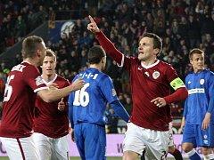 Sparta porazila Brno 4:0