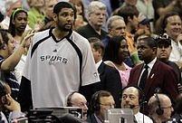NBA, Tim Duncan a novináři