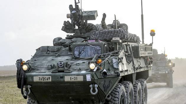 Po českých silnicích se na konci týdne projede padesátikilometrovou rychlostí americká Jízda dragounů.