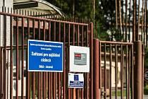 Zařízení pro zajištění cizinců v Bělé.