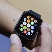 Hodinky Apple Watch. Ilustrační foto
