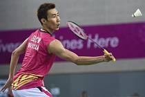 Badmintonista Lee Chong Wei.