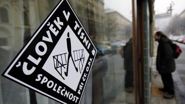 Logo české humanitární organizace Člověk v tísni