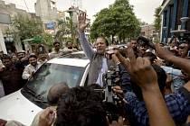 Pákistánský premiér Naváz Šaríf