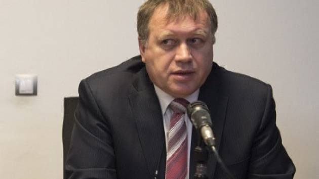 Exnáměstek ministerstva práce Vladimír Šiška.