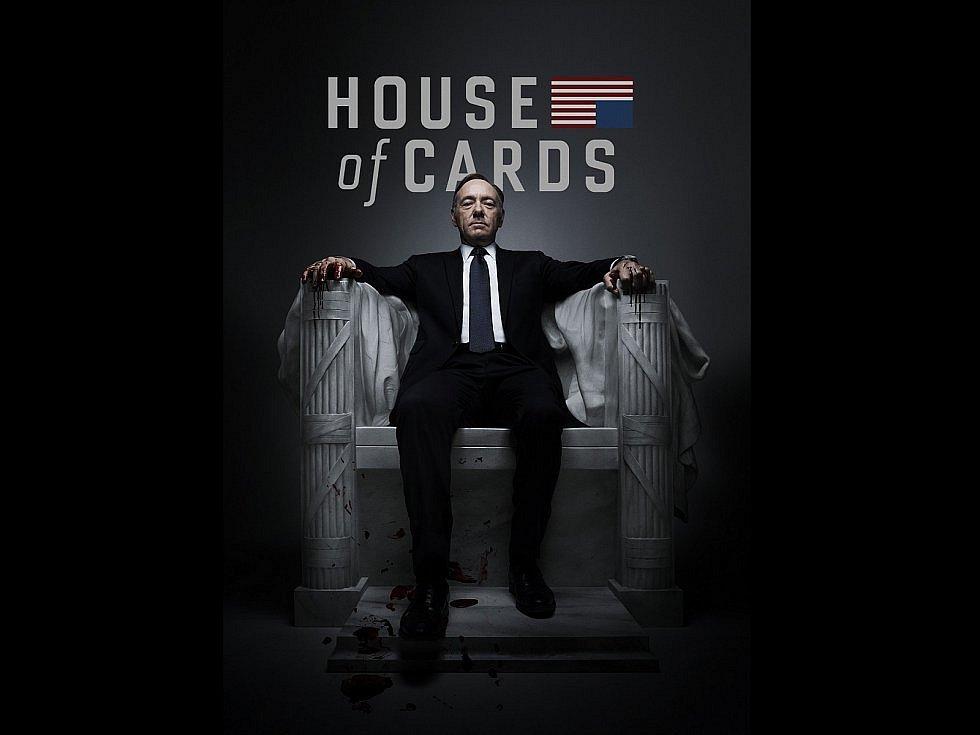 Seriál Dům z karet
