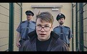 Z natáčení klipu Džony Macháček