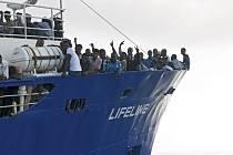 Záchranná loď Lifeline