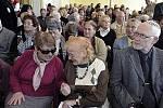 V Terezíně se sešli bývalí vězni z ghetta.