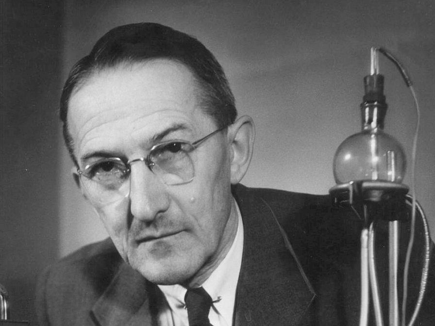 Profesor Jaroslav Heyrovský