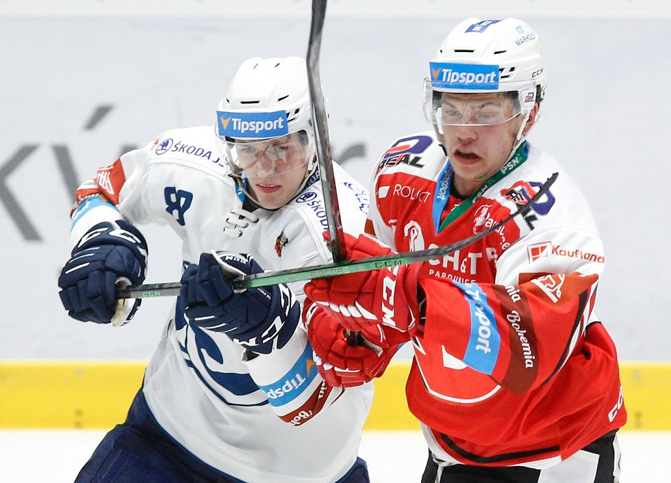 Zápas 1. kola Pardubice - Plzeň