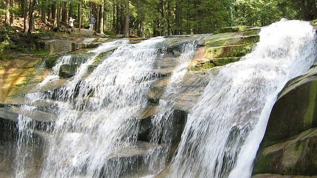 Mumlavský vodopád