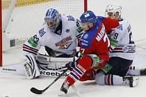 Finále KHL se občas hraje i na zemi. Vždyť jde o Gagarinův pohár!