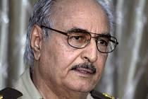 Chalífa Haftar.