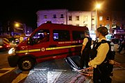 Útok v Londýně, před mešitou