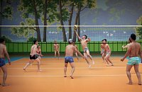 Zábava v Pchjongjangu