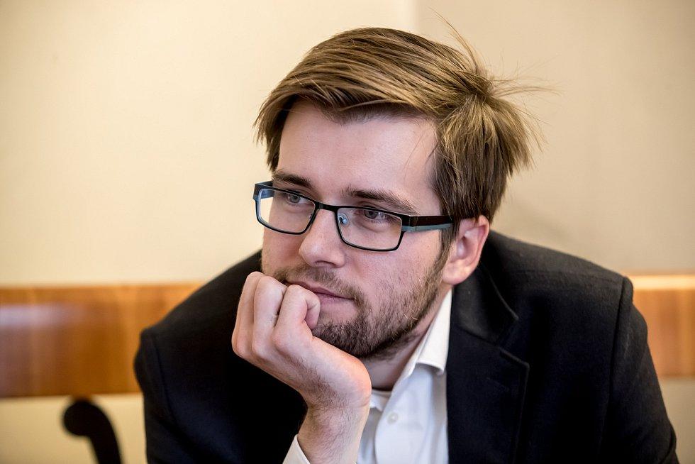 Pirát Jakub Michálek