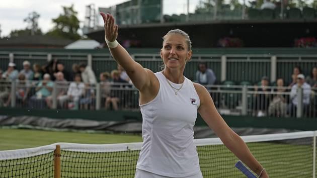 Česká tenistkaKarolína Plíšková.