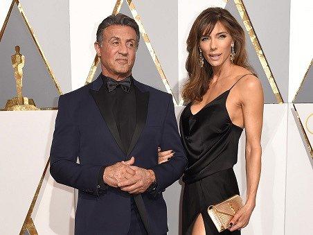 Sylvester Stallone a Jennifer Flavin