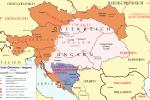 Saint-Germainská smlouva definitivně rozdělila Rakousko-Uhersko do nových států