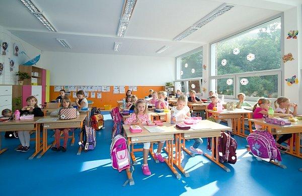 Modulární škola vPraze-Uhříněves
