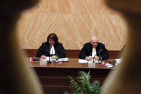 Ústavní soud v Brně. Ilustrační foto