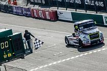 Adam Lacko v Le Mans